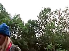 Lost dog leads to hot outdoors sexLola Bambola 02 video-12