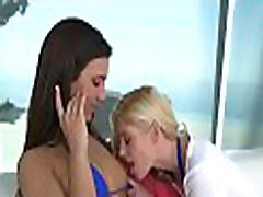 Breathtaking lesbo 40 plus women session