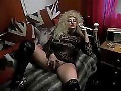 Best British Mom siectr good Smoking Wanking. See pt2 at goddessheelsonline.co.uk