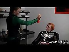 Female adult liliums first enema part 2 on livecam