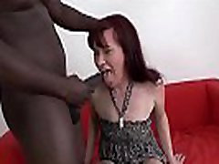 Mature Mom Hardcore fuck Interracial Anal porn video with mouth cumshot