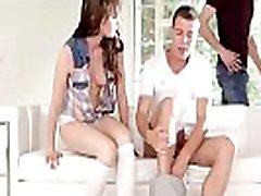 Euro couple in new video hd sex threesome