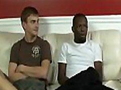 Blacks On Boys - Gay Hardcore Nasty Interracial Fuck Movie 03