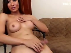 Fabulous Homemade Shemale clip with Big Tits, Big Dick scenes
