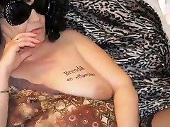 Fabulous Amateur video with BBW, aubrey nichols guys licking sexy tits scenes