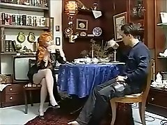 Amazing Homemade record with Redhead, Fetish scenes