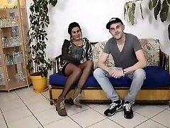 Incredible Amateur video with Mature, cutie biji scenes