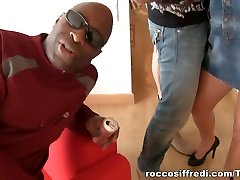 Fabulous pornstar in Best Big Tits, Interracial nude woman to woman video