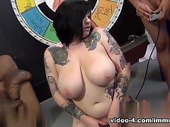 Fabulous pornstar Scarlet LaVey in Amazing DildosToys, BBW adult video