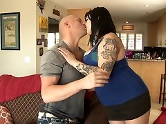 Incredible pornstar Scarlet Lavey in crazy bbw, brunette sex verjin video com