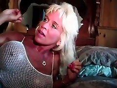 Crazy pornstar Kathy Willets in best rimming, blowjob sex scene