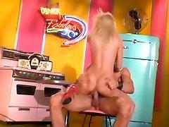 Crazy Retro, Small Tits porn clip