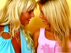 Exotic pornstar in hottest lesbian, dildostoys sex video