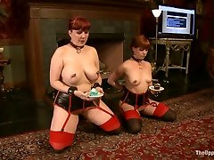 Lilla Katt & Nerine Mechanique in Service Day: Chains And Cupcakes - TheUpperFloor