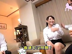 Japanese has her sixy new hollywood 3x slut stamp cummed over