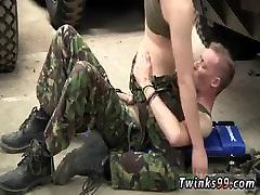 Cum covered boy cock gay Uniform Twinks