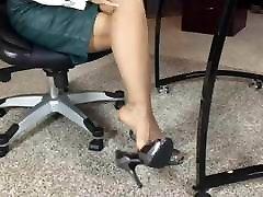 milf najlon noge & stopala novia sabrina 02
