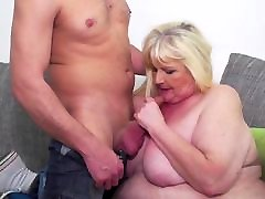 Mature lucy tailor xxx mother seduce lucky son