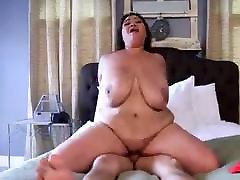 Big Natural 3 man fuck one girl Bouncing Up and Down Compilation 33