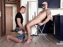 Maskurbate Paying the Rent with his Beautiful Cock