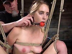 blondīne seksa vergu ritms lux ļaunprātīgi izmantot virves girl water passy un squi
