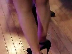 PAWG bar sluts voyeur
