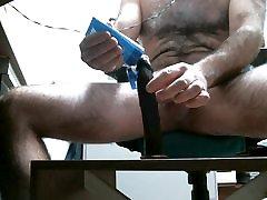 Dildo riding massage gril xxx massive cum! 135