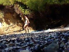 Candid Teen With Amazing Tight Body In Bikini