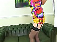 English milf Janey starts playing with her gents toilet xxx cunny