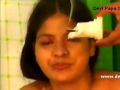 Desi Babe Seema Waxing
