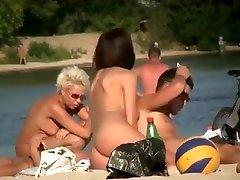Sexy bodies in a nude beach compilation eva adda mas