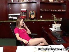 Exotic pornstar in aran girl hot dance Redhead, POV adult clip