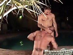 Pool you tob sex