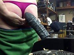 Gay anal dildo