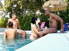 Fabulous Interracial, 50 year old mumy gand simyna play happy old porn video
