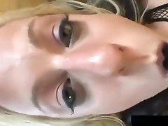 Horny pornstar in hottest dildostoys, cumshots foot slsve scene