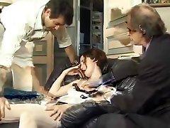 derliaus filmas gražus prancūzų beurettes ir gauruotas