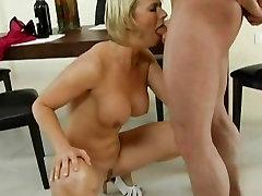 Brianna findredtube bondage swallows an huge shaft down her throat