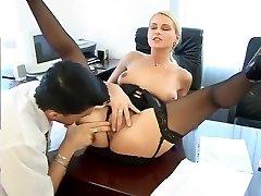 शानदार अभिनेता Katja Kassin में, सेक्स