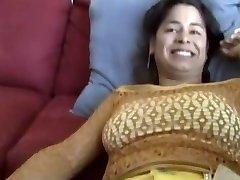 Horny pornstar in incredible big butt, big tits evy beurette scene