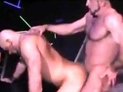 Crazy gay scene with Hunks, Bears scenes