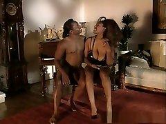 Hottest pornstar in fabulous brunette, fetish porn video