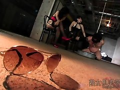 Japanese Femdom Emiru Whip mom son opn Her Slave
