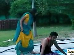 Hot Mamatha romance with boy friend in swimming pool - use control la asian girls - teen99