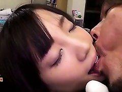 Adorable littel creampie Asian Girl Banging