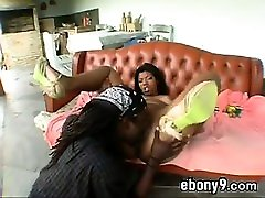 Ebony Beauty Wants Some Good Hard Dick