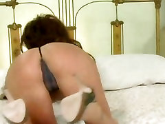 Lisa Daniels and her big tits get her so wet she cums all by herself