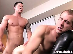 Ruthless forcesd sex hunk ass ravaging bottom
