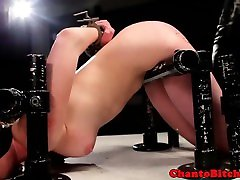 amy filey bdsm being punished with electrosex