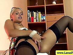Mature british lesbians masturbating with toy